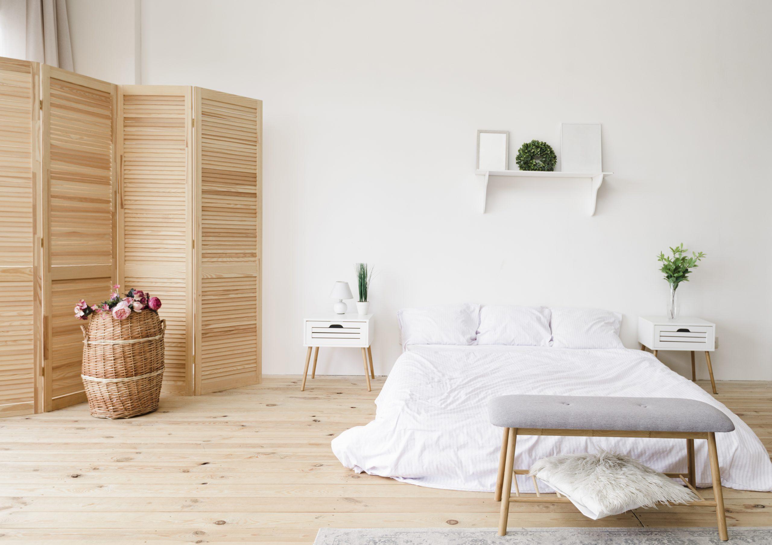 decorar dormitorio para alquilar